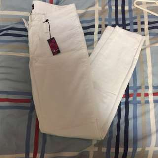 White Jeans From 2bebe