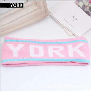 New York 粉色髮袋