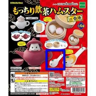 ♠ 扭蛋♠EPOCH -港式倉鼠點心組-杏仁豆腐倉鼠