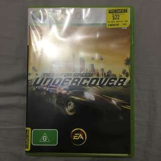 CD Game Xbox360