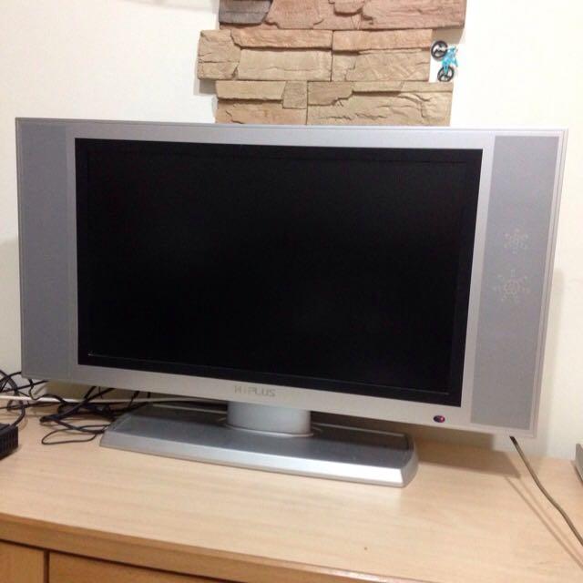 37吋電視🖥
