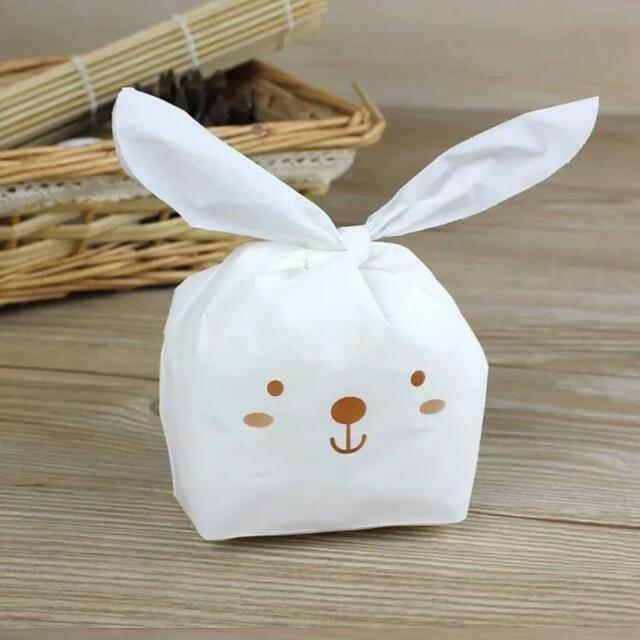 長耳兔,超可愛點心袋