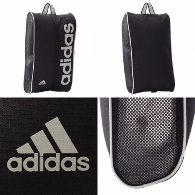 cf486e67fce3 BN - IN STOCK  Original Adidas Shoe Bag (Black) MM67760