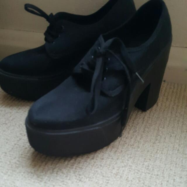 ASOS Platform Shoes Size 7, UK 5