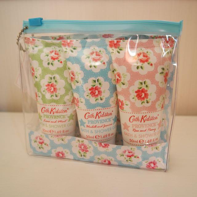 Cath Kidston Assorted Shower Gel