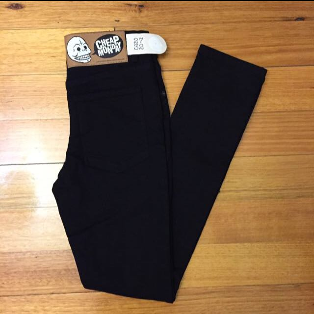 Cheap Monday Black jeans