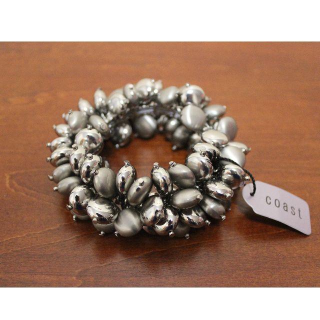 Coast (UK) Statement Stretch Bracelet in Silver