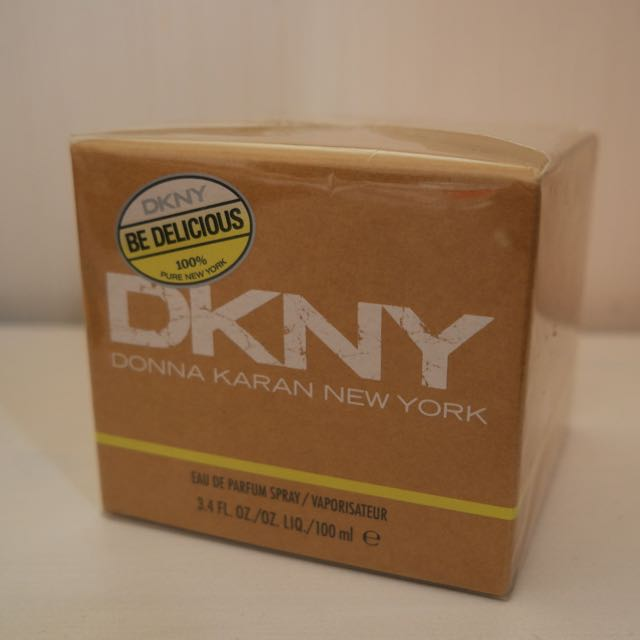 DKNY Be Delicious Woman Parfume