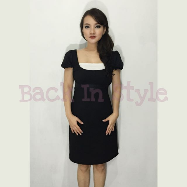 Dress Pesta MOSCHINO