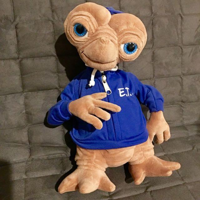 ET Plush Universal Studios original