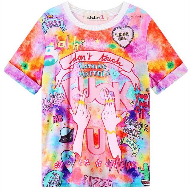 Harajuku Shirt