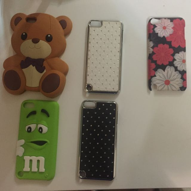 iPod Touch 5th Gen Cases