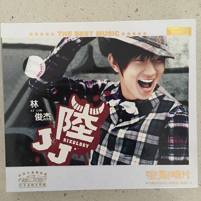 JJ Lin Sixology Album 2CD *The Best Music*