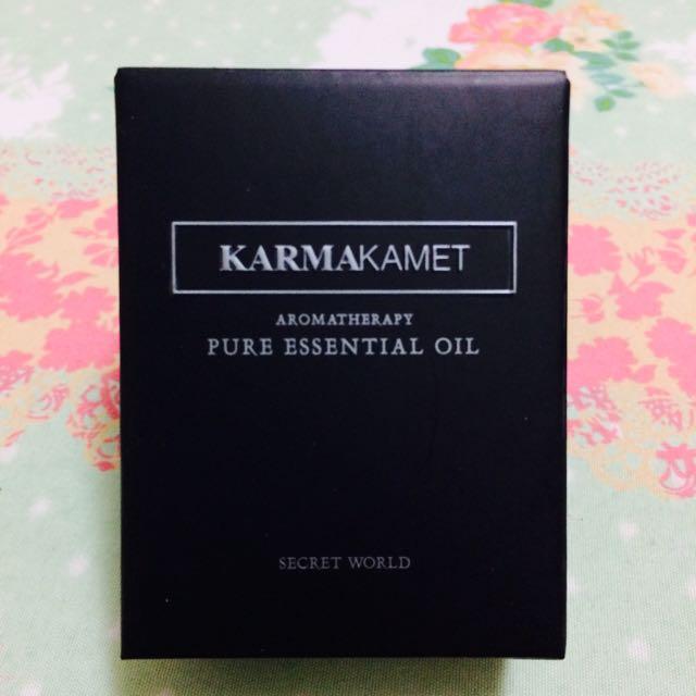 泰國🇹🇭知名香氛品牌KARMAKAMET薰香泡澡精油10ml
