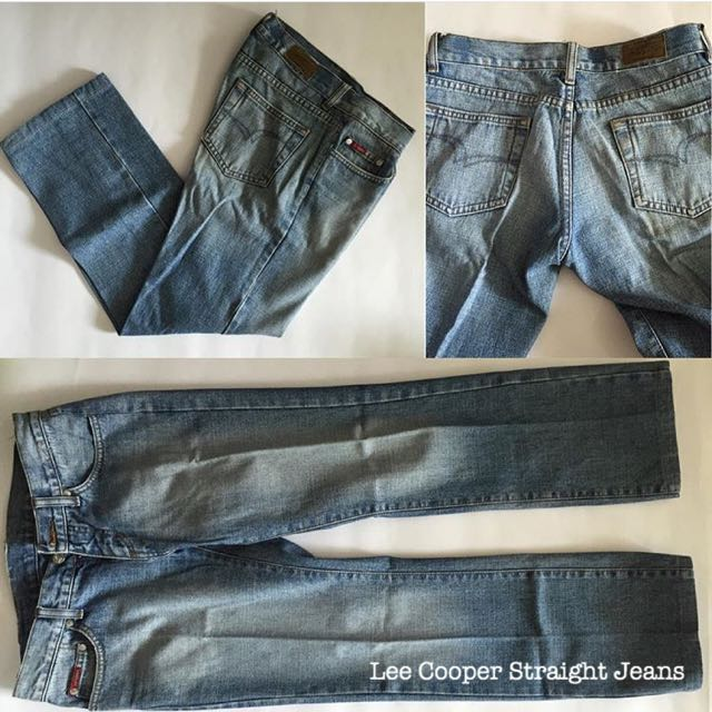 LEE COOPER STRAIGHT JEANS