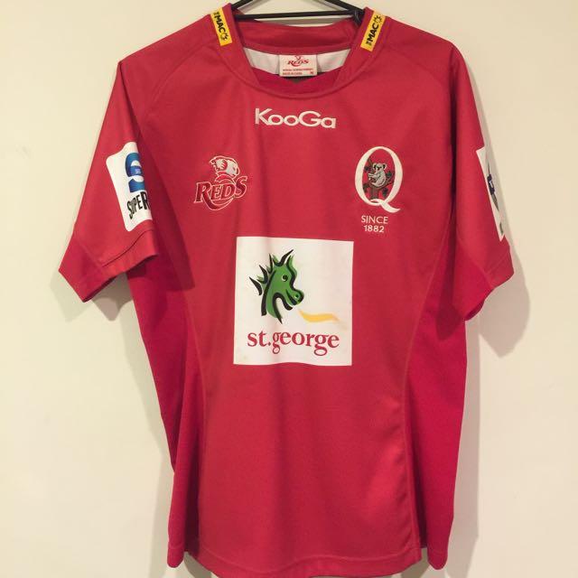 Queensland Reds Jersey