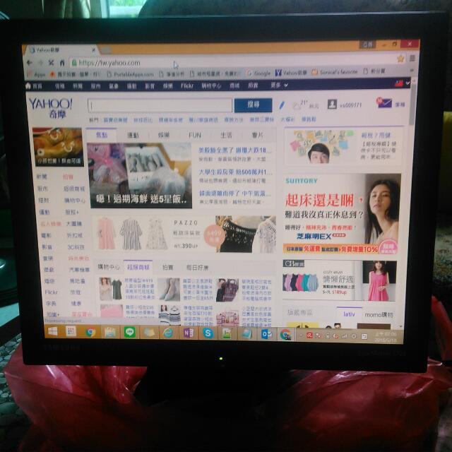 SAMSUNG 15吋電腦螢幕 (SyncMaster 173v)