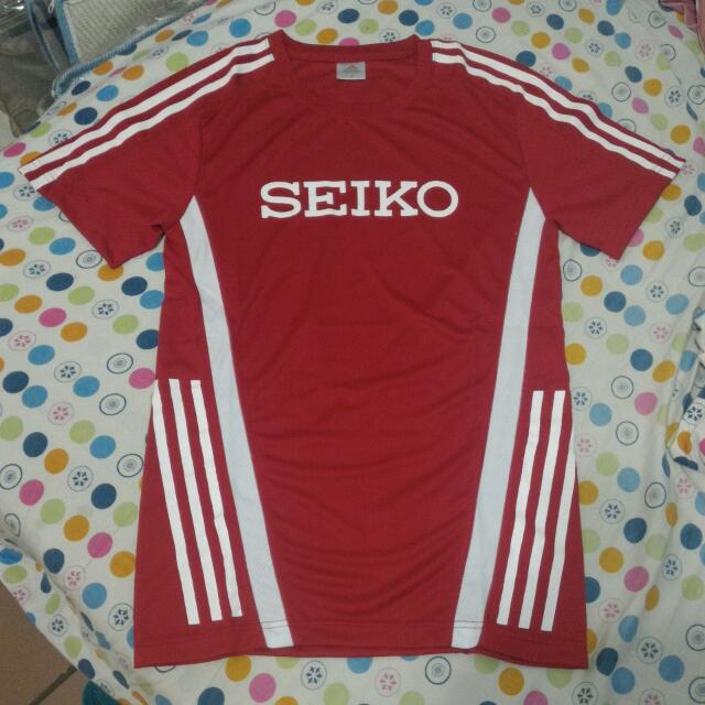 (保留)[全新正版]SEIKO運動排汗衫S號