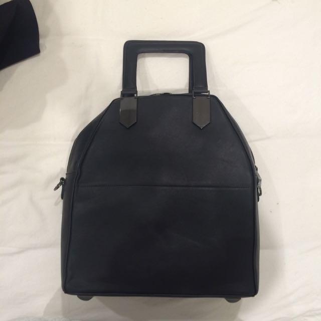 Structured Black Kookai Bag