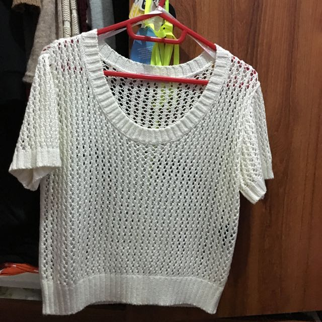 Supre Short Sleeve Knit