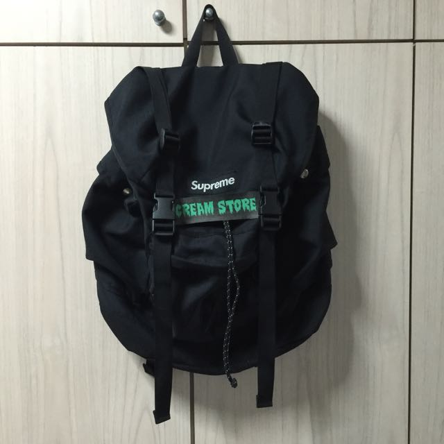 9eda16e2b40c Supreme 2008 SS Backpack, Men's Fashion on Carousell