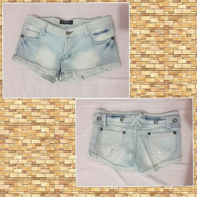 Tara Hotpants EW-011