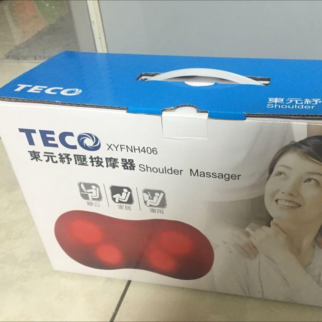 TECO東元舒壓按摩器XYFNH406