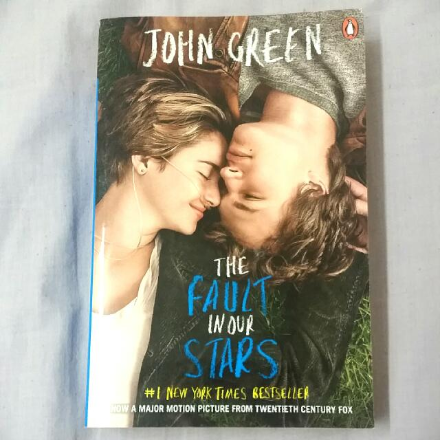 THE FAULT IN OUR STARS By: JOHN GREEN