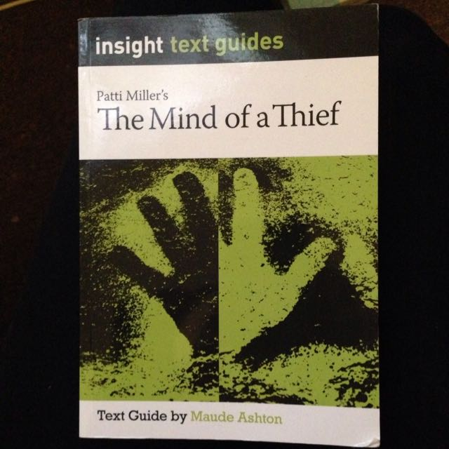 The Mind Of A Thief Insight Text Guide
