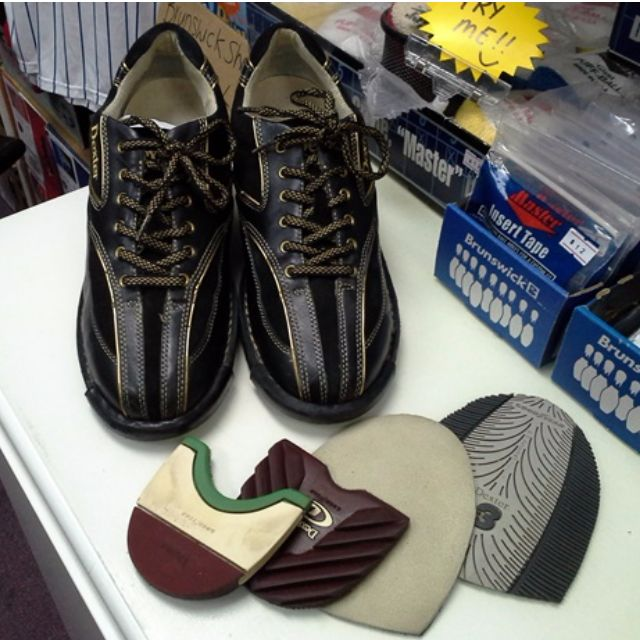 Used Bowling Shoes Size
