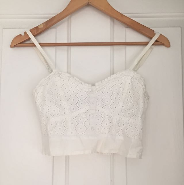 White Glassons Crop
