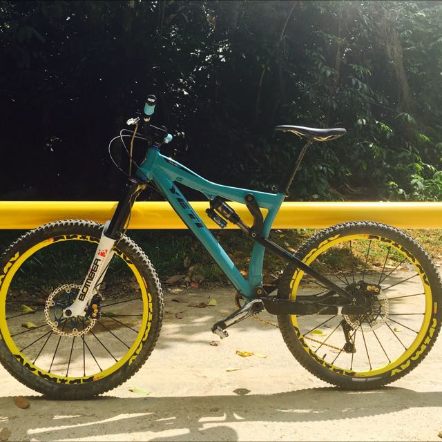 Yeti ASR 7 (frame only), Sports on Carousell
