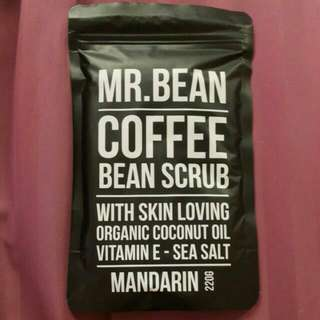Mr Bean Body Care Coffee Scrub