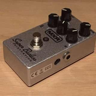 MXR M75 Super Badass Distortion Guitar Effects Pedal