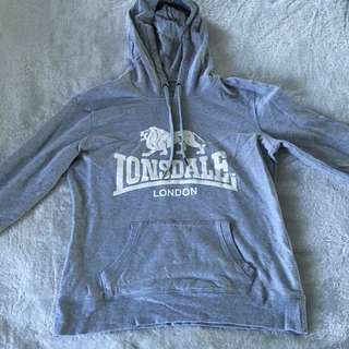 New Condition Lonsdale Hooded Jumper