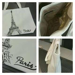 Brand New EIFFEL TOWER Tote Bag