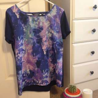 Glassons Floral Top