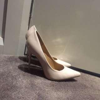 Light Pink/Beige Heels