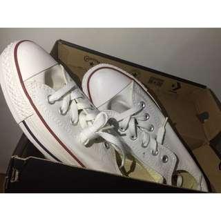 全新!「一直降價」 經典 Converse 女鞋 25cm 歐洲碼39