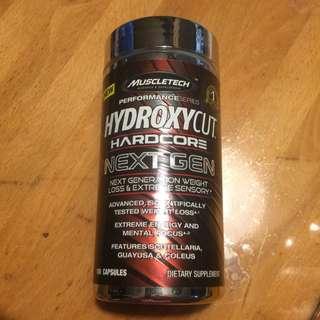 Hydroxycut Hardcore Next Gen 180 Caps