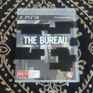 Ps3 The Bureau Game