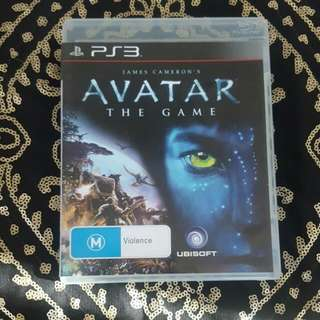 Ps3 Avatar Game