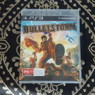 Ps3 Bulletstorm Game