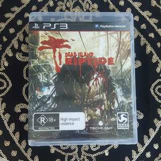 Ps3 Dead Islands Riptide Game