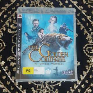 Ps3 The Golden Compass Game