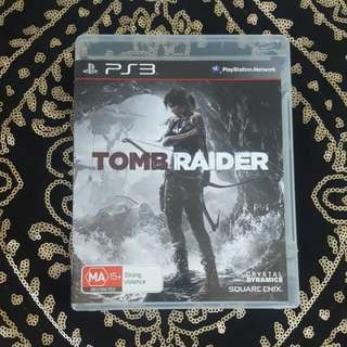 Ps3 Tomb Raider Game