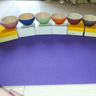 LC陶瓷韓式飯碗*6(可拆賣)