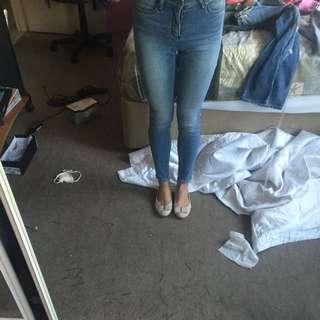 Bardot Jeans Size Small