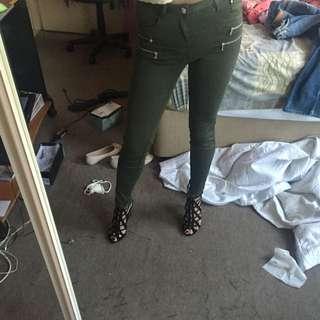 Zara Size 8 (small) Jeans