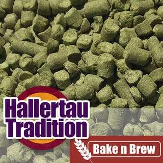 [BakenBrew] 自釀啤酒原料 = Hallertau Tradition = 哈樂桃 啤酒花
